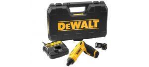 Dewalt DCF680G2 7.2V Li-Ion accu schroevendraaier set (2x 1.0Ah accu) in koffer - DCF680G2-QW