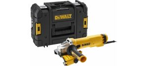 DeWalt DWE46105 Voegenslijper set in koffer - 1500W - 125mm - DWE46105-QS