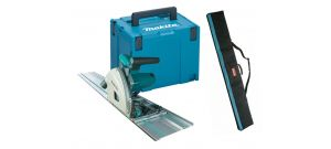 Makita SP6000J1X Invalzaag incl. geleiderail en foudraal in Mbox - 1300W - 165mm
