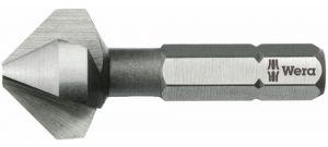 """Wera 5104630001 Verzinkboor - 6.30 x 31.0mm - 1/4"""""""