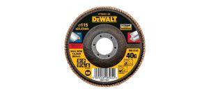 DeWalt DT30601 Lamellenschijf - K40 - 115mm - DT30601-QZ