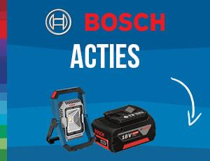 Bosch acties
